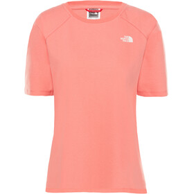 The North Face Premium Simple Dome S/S Tee Women spiced coral